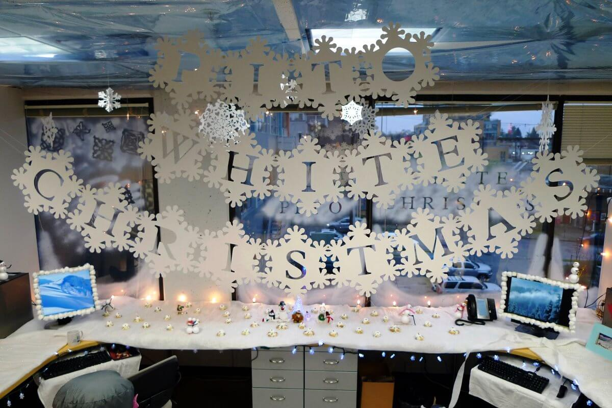 руками украшение бумаги из своими офиса